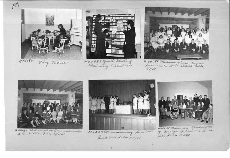 Mission Photograph Album - Cities #18 page 0149