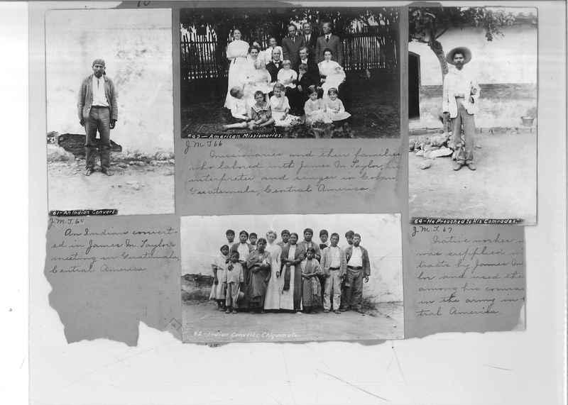 Mission Photograph Album - Mexico - O.P. #01 Page 0010