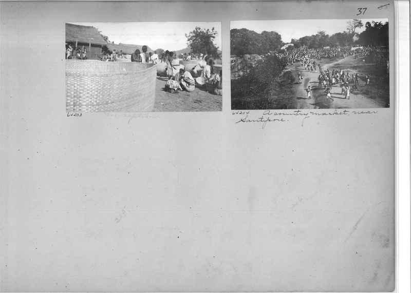 Mission Photograph Album - India #08 Page 0037