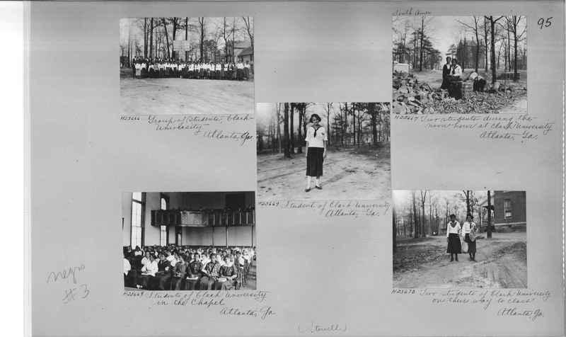 Mission Photograph Album - Negro #3 page 0095