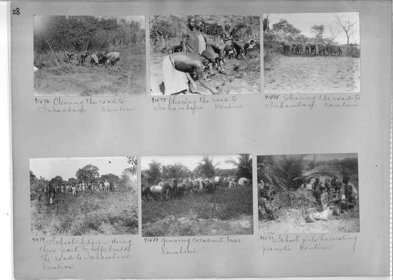 Mission Photograph Album - Africa #13 page 0028
