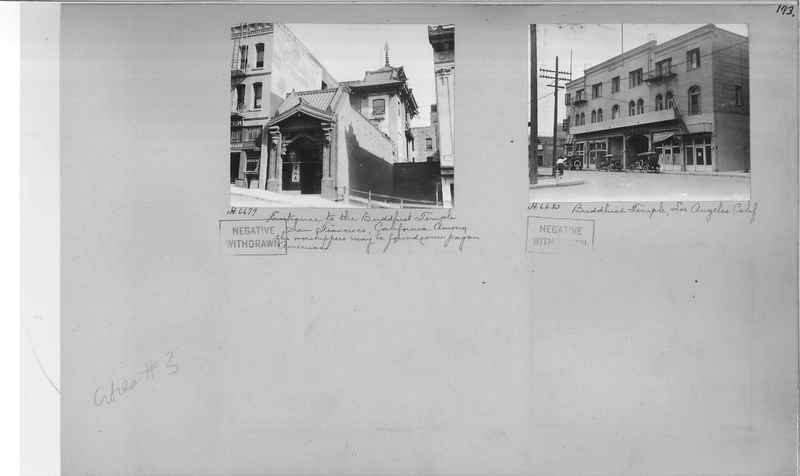 Mission Photograph Album - Cities #3 page 0173