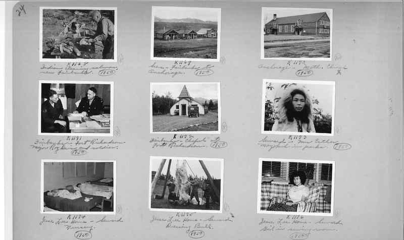 Mission Photograph Album - Alaska #2 page 0024