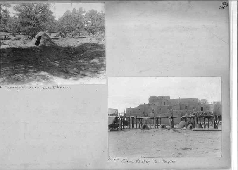 Mission Photograph Album - Indians #2 page_0125