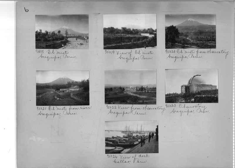 Misson Photograph Album - South America #8 page 0006