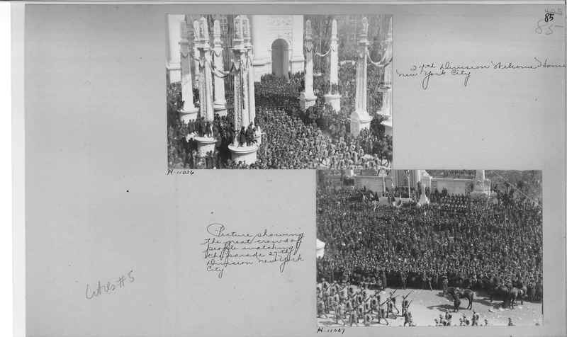 Mission Photograph Album - Cities #5 page 0085
