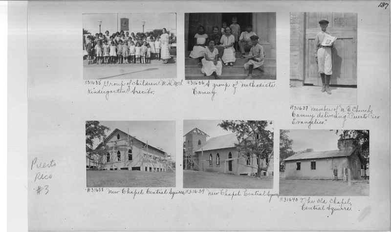 Mission Photograph Album - Puerto Rico #3 page 0137