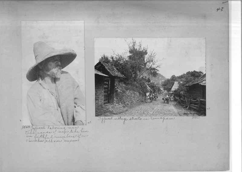 Mission Photograph Album - Mexico - O.P. #01 Page 0043