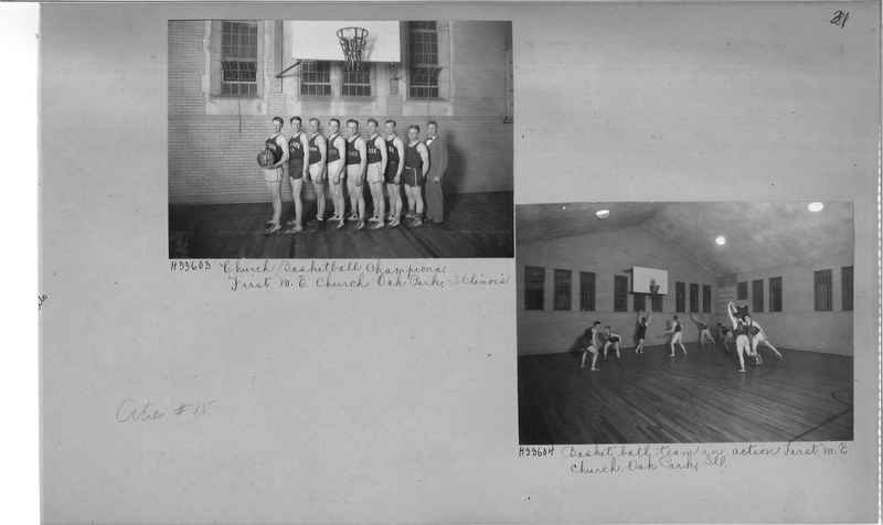 Mission Photograph Album - Cities #15 page 0031
