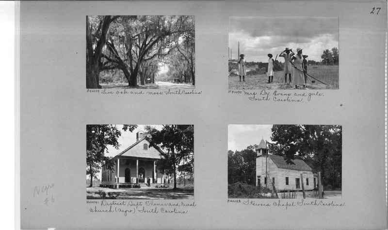 Mission Photograph Album - Negro #6 page 0027