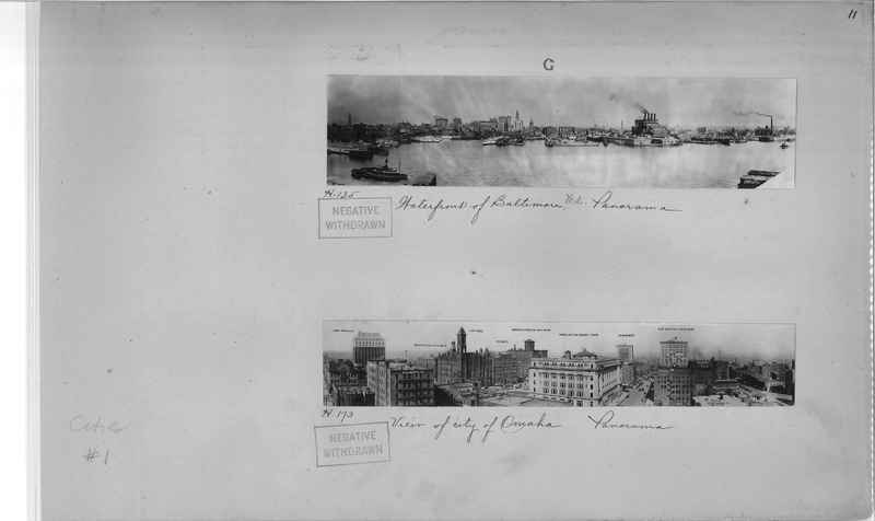 Mission Photograph Album - Cities #1 page 0011