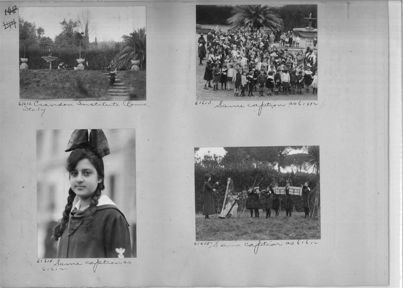 Mission Photograph Album - Europe #04 Page 0148