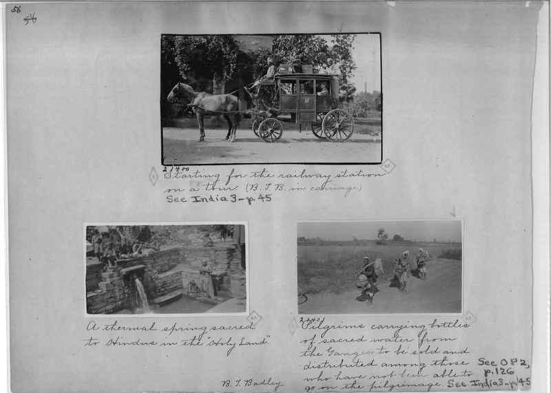Mission Photograph Album - India - O.P. #01 Page 0056