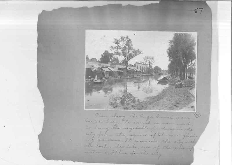 Mission Photograph Album - Mexico - O.P. #01 Page 0087