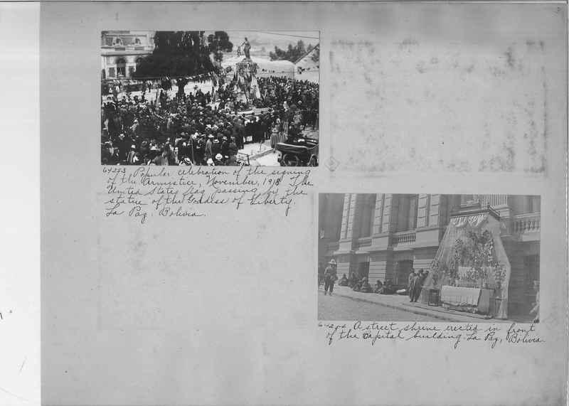 Mission Photograph Album - South America O.P. #3 page 0003