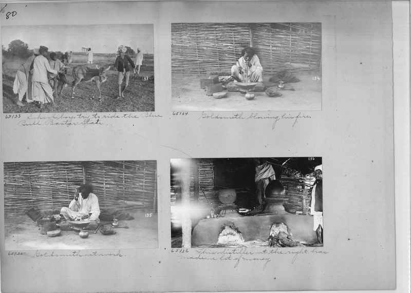 Mission Photograph Album - India #08 Page 0080