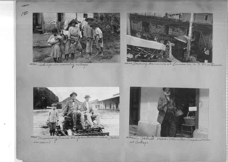 Mission Photograph Album - Panama #02 page 0180