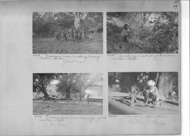 Mission Photograph Album - India #08 Page 0079