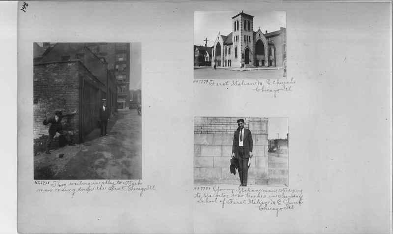 Mission Photograph Album - Cities #12 page 0148