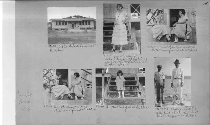 Mission Photograph Album - Puerto Rico #3 page 0195