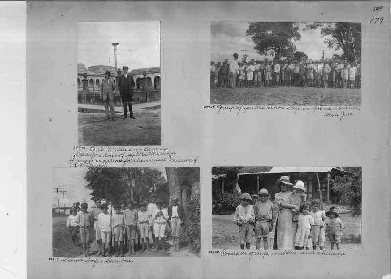 Mission Photograph Album - Panama #02 page 0179