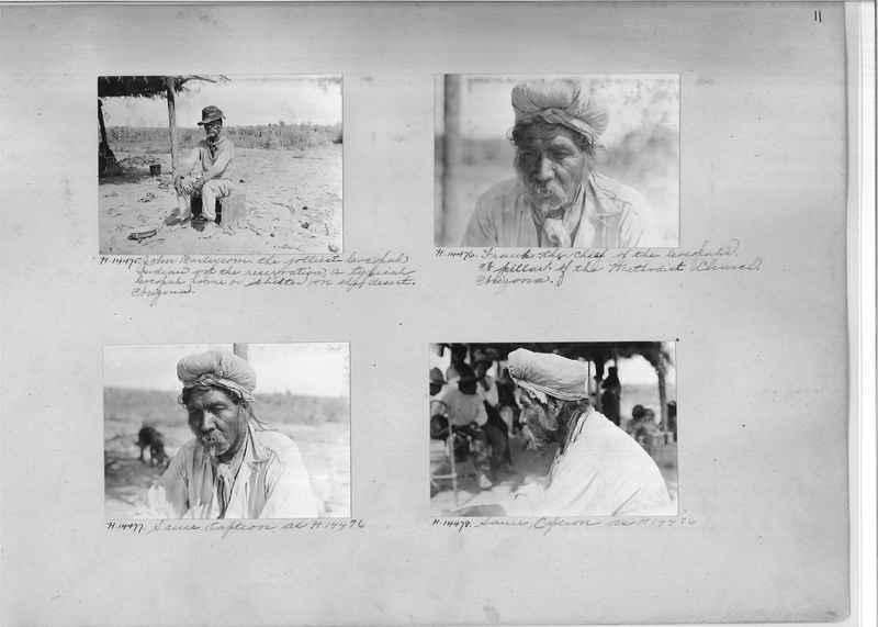 Mission Photograph Album - Indians #2 page_0011