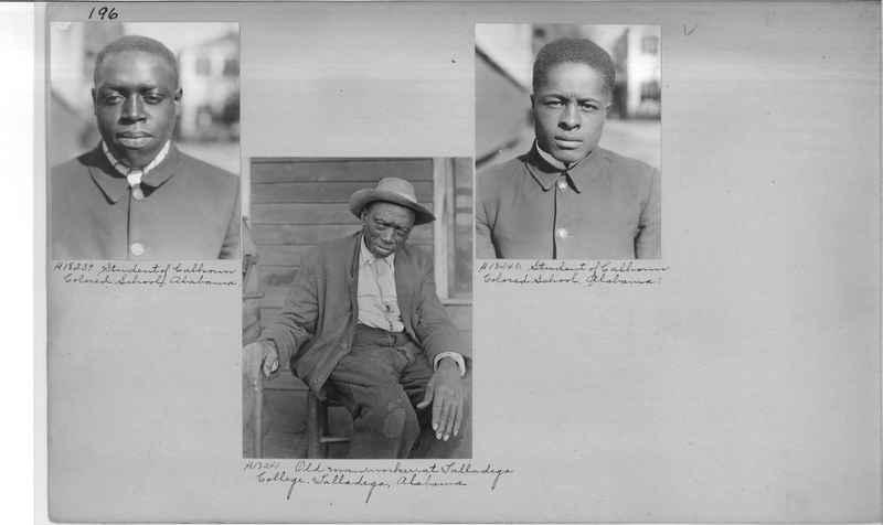 Mission Photograph Album - Negro #2 page 0196