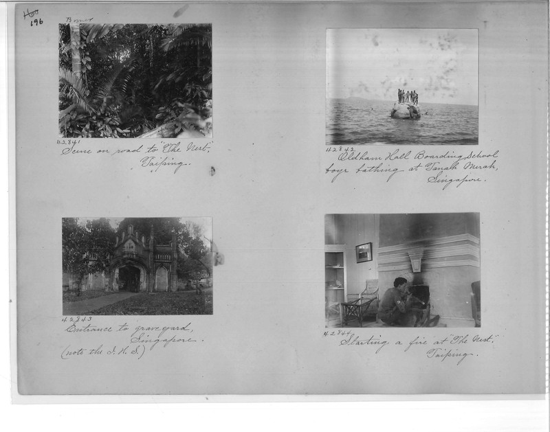 Mission Photograph Album - Malaysia #2 page 0196