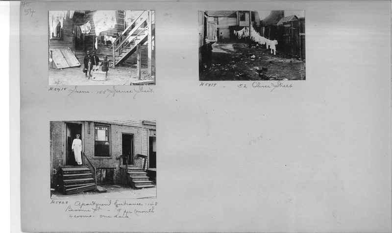 Mission Photograph Album - Negro #1 page 0054