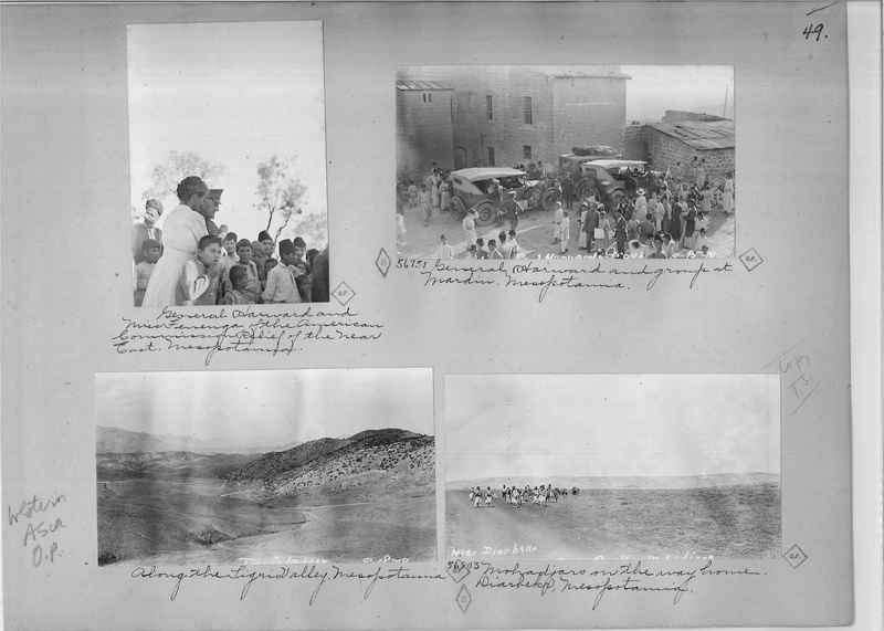 Mission Photograph Album - Western Asia - O.P. - #01 page_0049