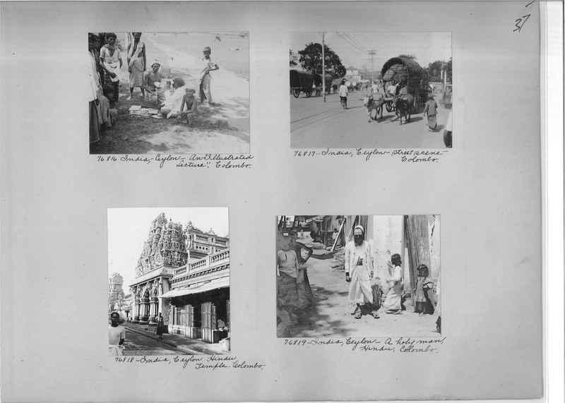 Mission Photograph Album - India #09 Page 0037