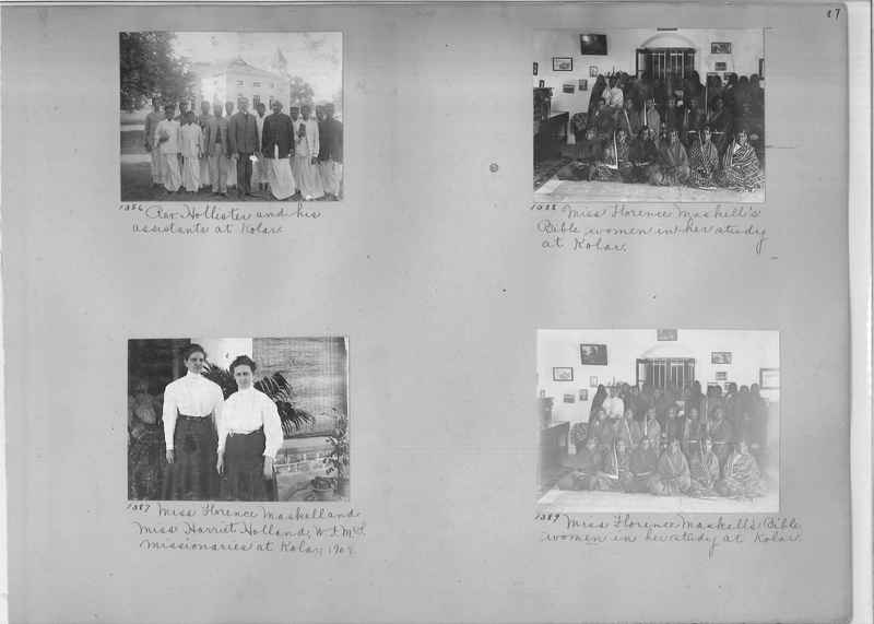 Mission Photograph Album - India #01 page 0087
