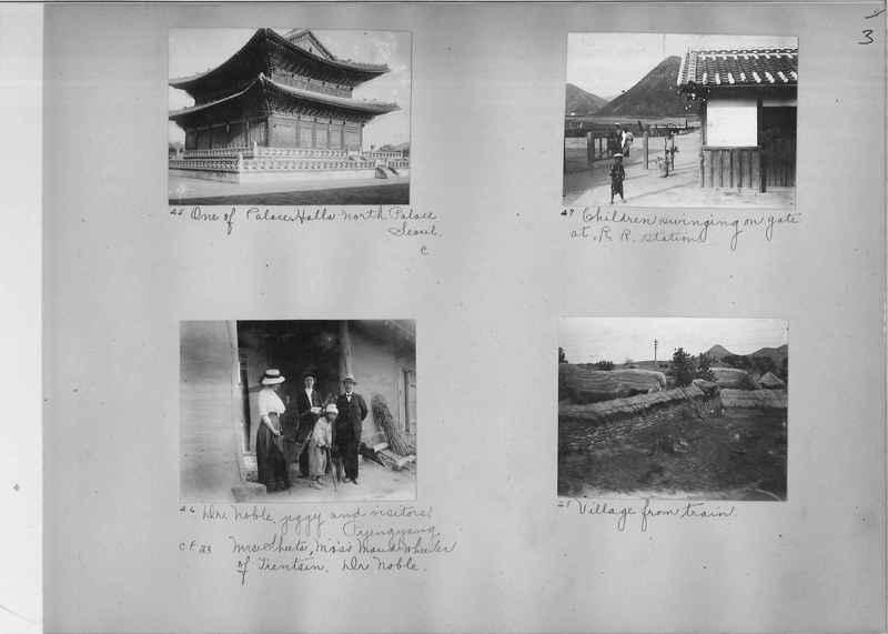 Mission Photograph Album - Korea #1 page 0003