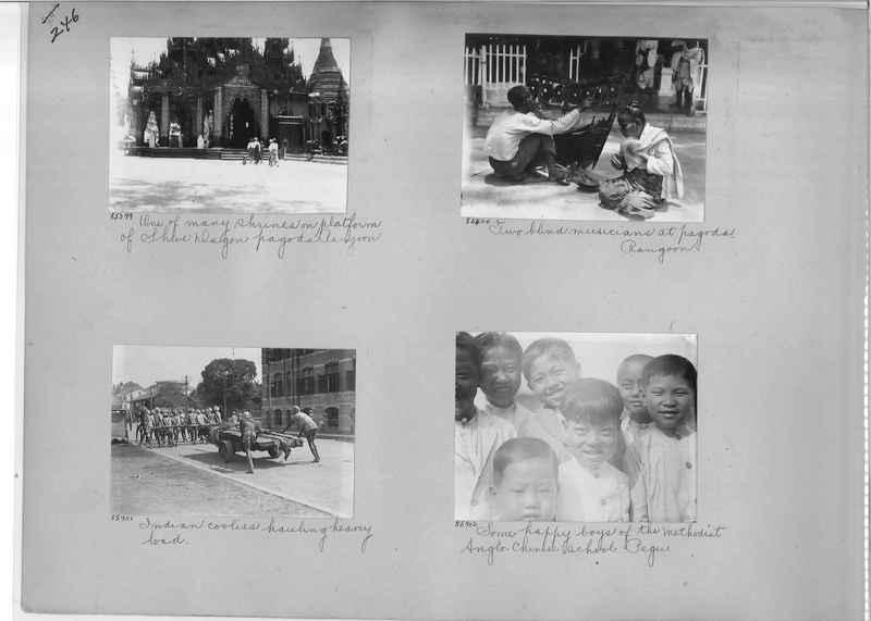 Mission Photograph Album - Burma #1 page 0246