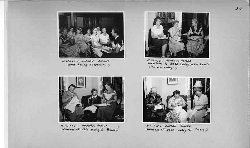 Mission Photograph Album - Alaska #2 page 0033