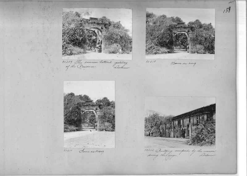 Mission Photograph Album - India #09 Page 0139