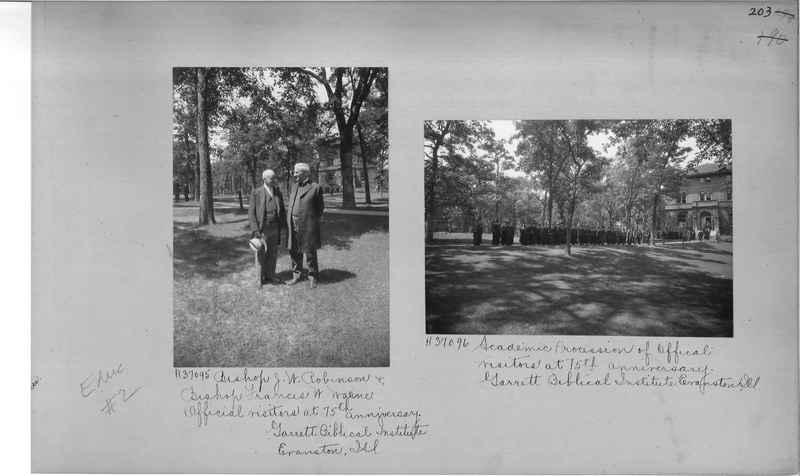 Mission Photograph Album - Education #2 page 0203