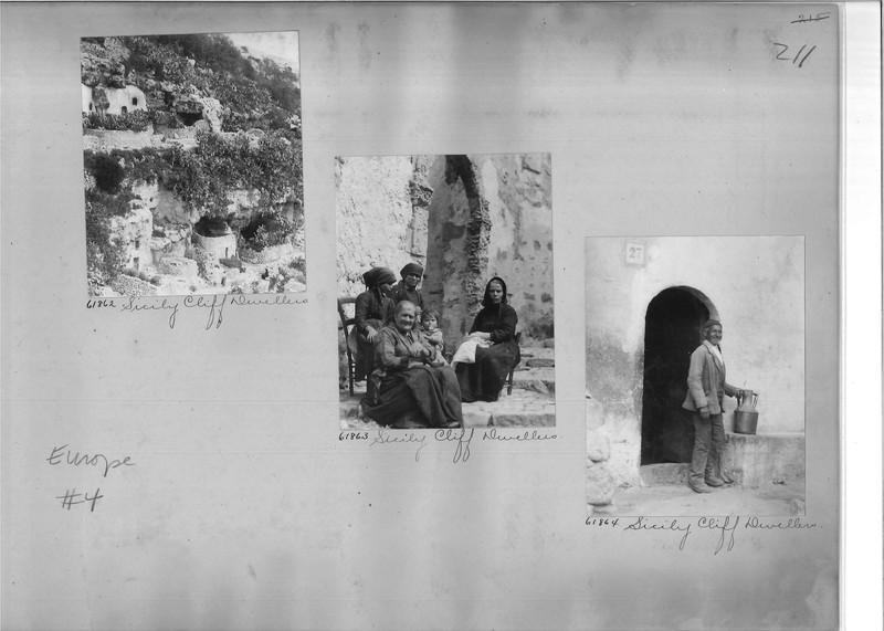 Mission Photograph Album - Europe #04 Page 0215