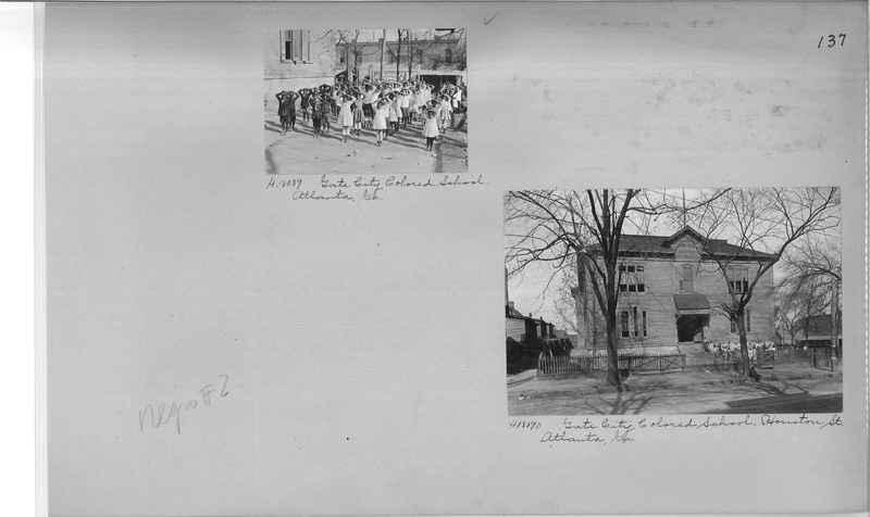 Mission Photograph Album - Negro #2 page 0137