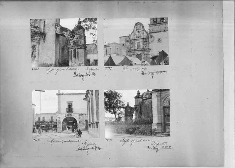 Mission Photograph Album - Mexico #05 page 0008