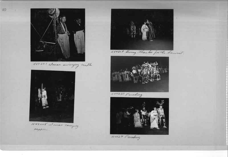 Mission Photograph Albums - Indians #3 Page_0020