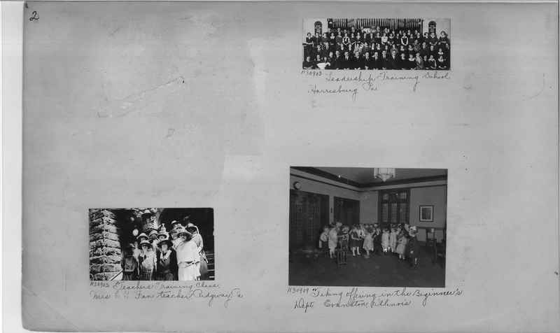 Mission Photograph Album - Cities #14 page 0002