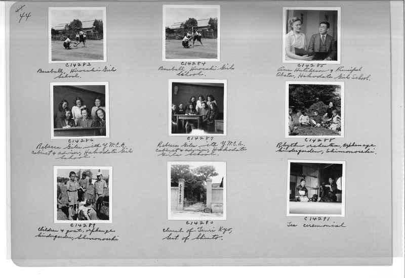Mission Photograph Album - Japan #07 Page 0044