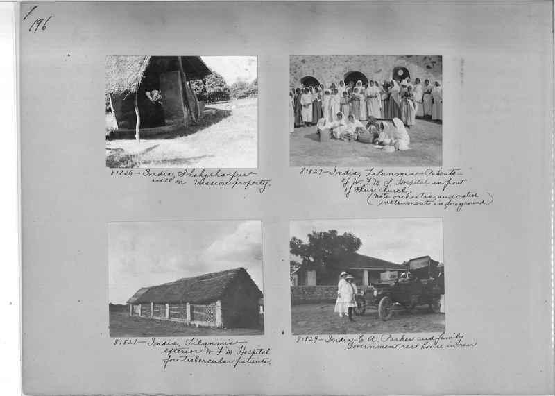 Mission Photograph Album - India #09 Page 0196