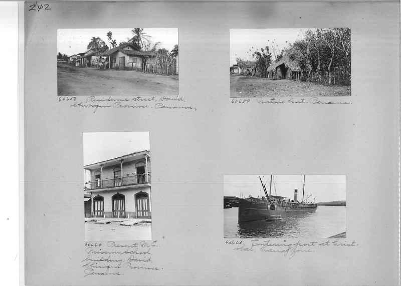 Mission Photograph Album - Panama #02 page 0242