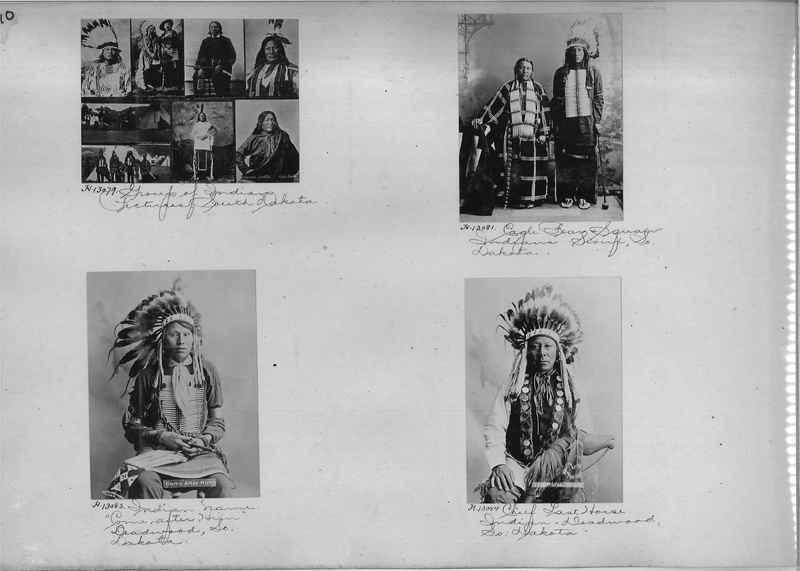 Mission Photograph Albums - Indians #1 page 0190
