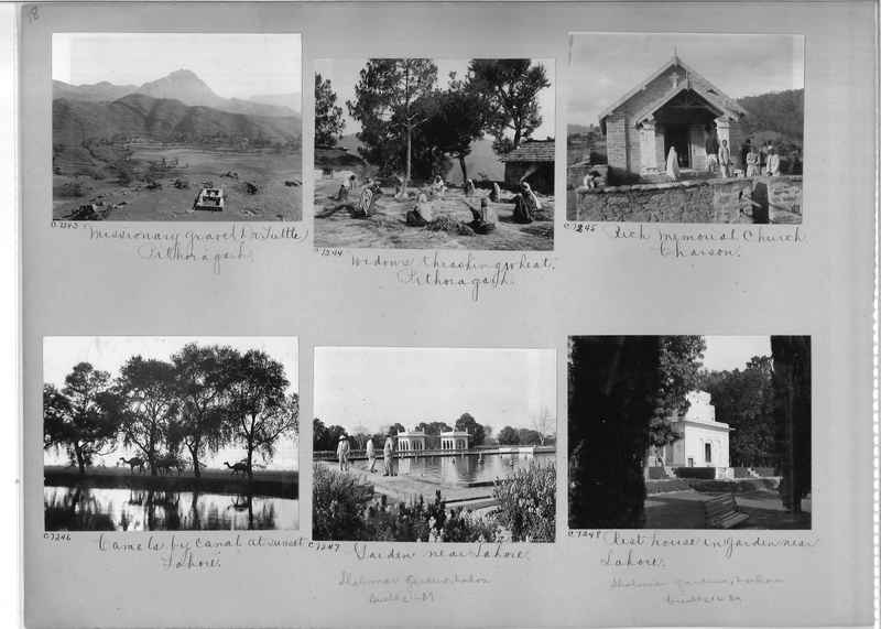 Mission Photograph Album - India #13 Page 0018