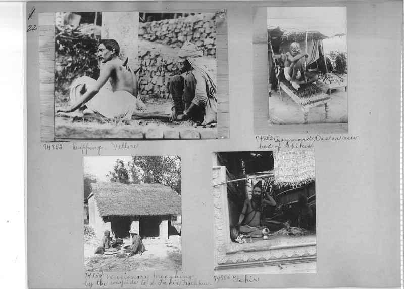 Mission Photograph Album - India #09 Page 0022