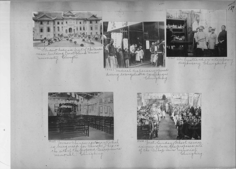 Mission Photograph Album - China #13 page 0189