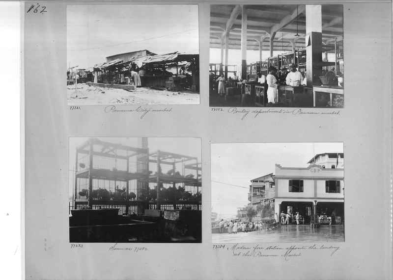 Mission Photograph Album - Panama #03 page 0162